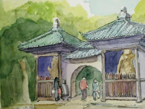 宝塚市 満願寺