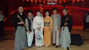 日本チーム