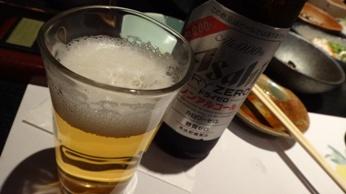 ノンアルコールビール。