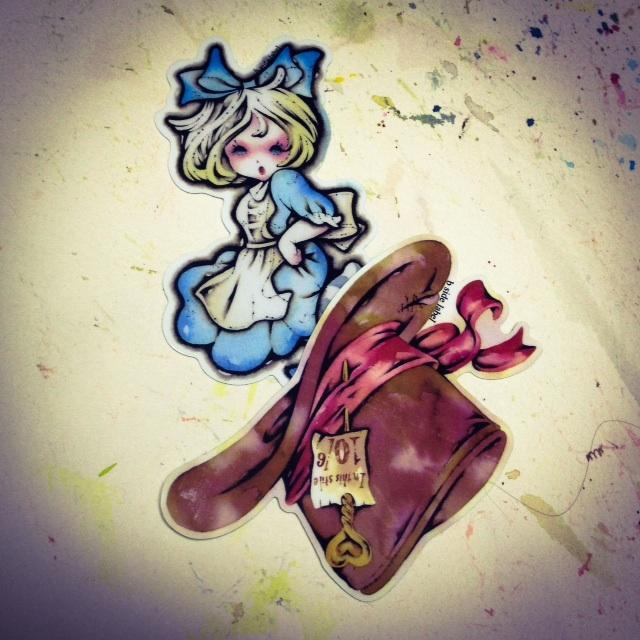 跳びアリス