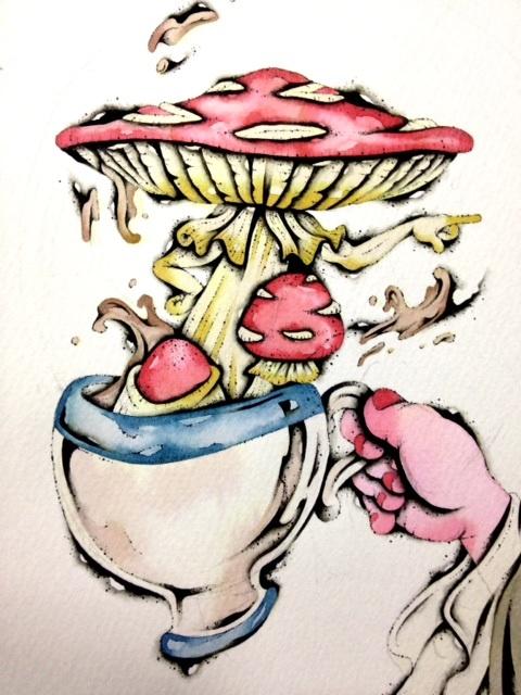紅茶キノコの主張