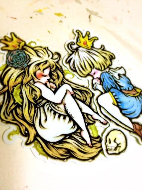 眠り姫と王子様