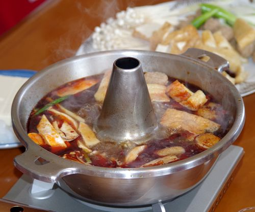 中華美食店パーティ模様05ML