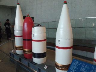 呉旅行008 九一式徹甲弾&三式焼夷弾