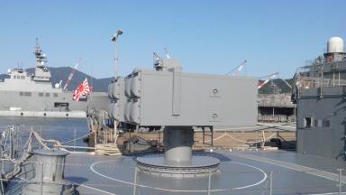 呉旅行047 短SAM発射装置