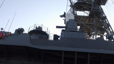 呉旅行048 高性能20ミリ機関砲