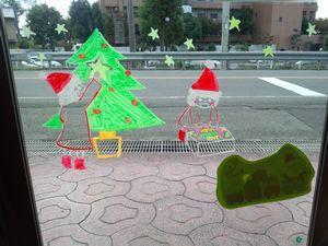 クリスマスの準備4