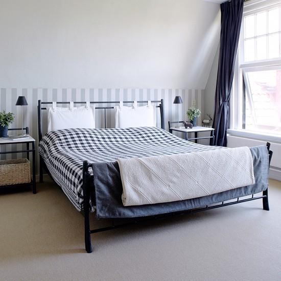 Dark-Blue-Modern-Bedroom-Country-Homes-and-Interiors-Housetohome.jpg