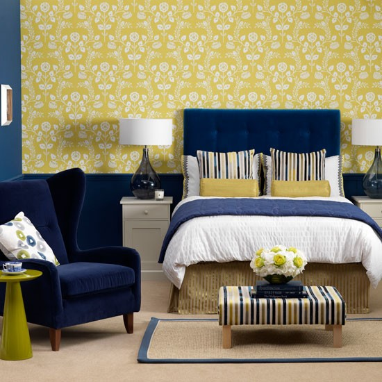 Yellow-hotel-style-bedroom---Modern---Ideal-Home.jpg