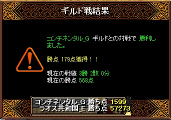 8月30日 ラオスGv VSコンチネンタル_G様