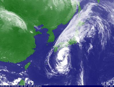 気象衛星 201309151200-00