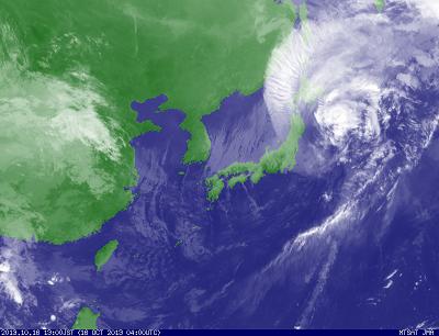 気象衛星 201310161300-00