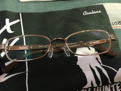 シティーハンター眼鏡