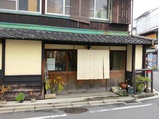 京都紫野 お蕎麦 かね井(かねい)情報