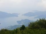 野呂山からの眺め 1