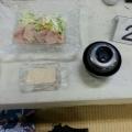 上田屋の夕食 2