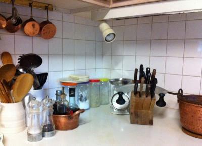 キッチン棚 ビフォアー