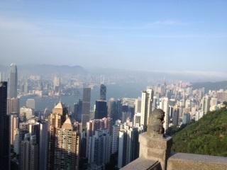 hongkong出張