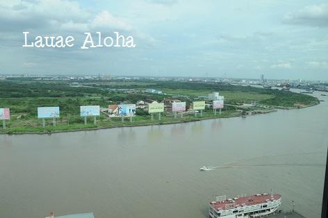 3日目のサイゴン川