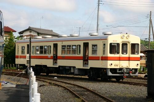 竜ヶ崎線旧型車両