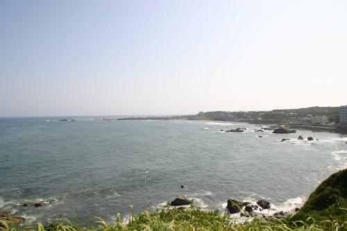 犬吠埼のきれーな景色