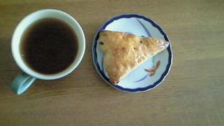 紅茶とチョコの焼き菓子