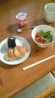 朝食 パート1