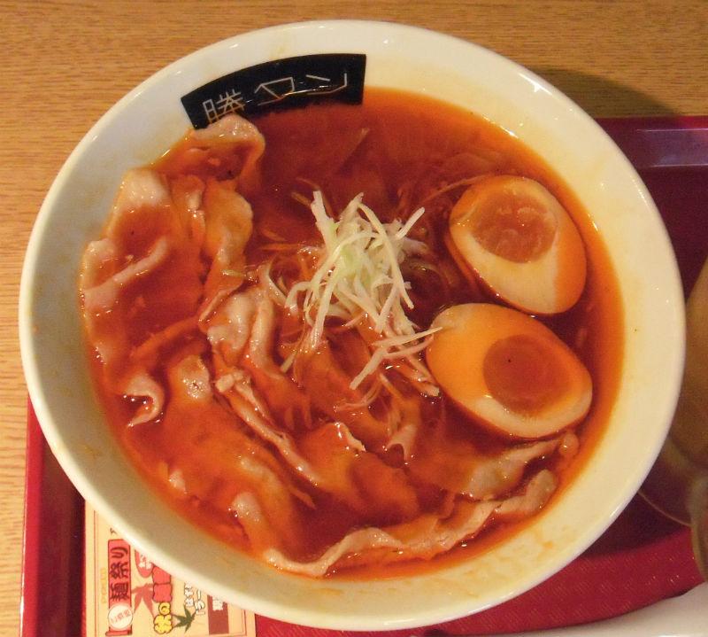 勝浦タンタン麺 勝浦ビーチシティ
