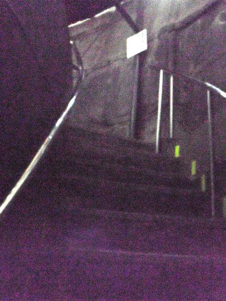 体内 階段
