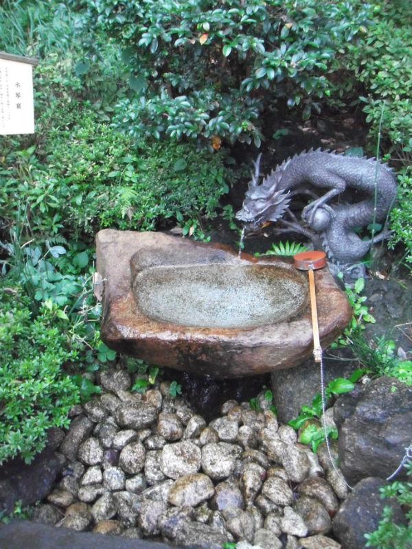 水琴窟 江ノ島神社