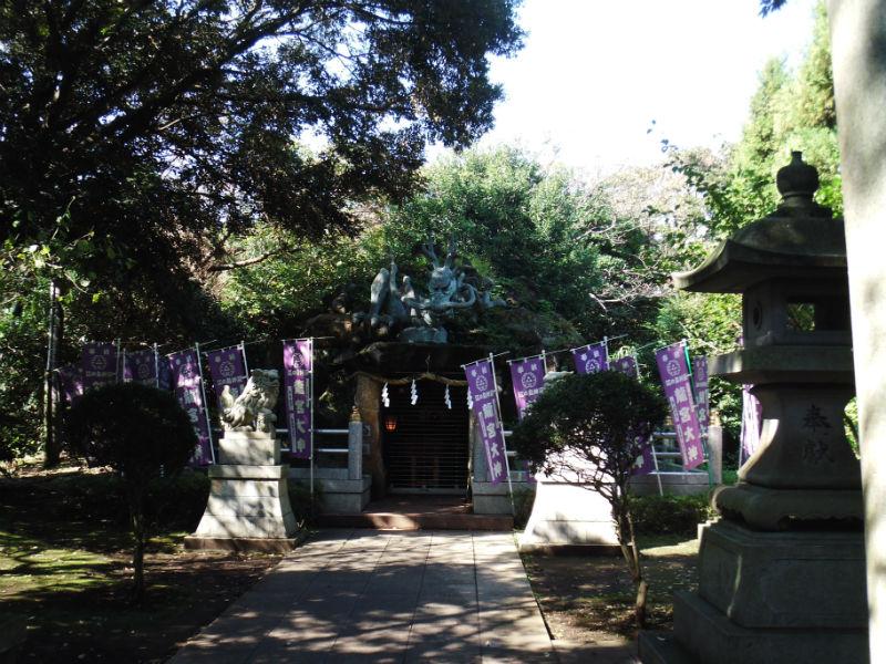 龍神 江島神社