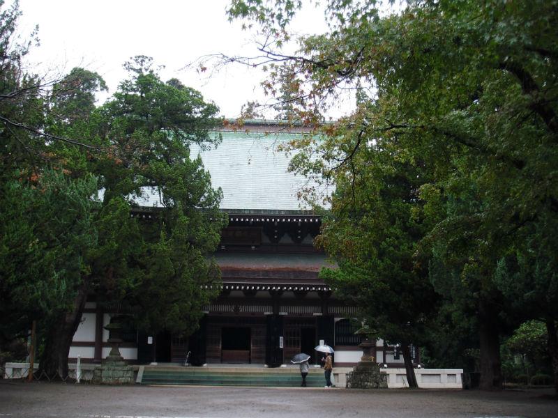 円覚寺 仏殿正面