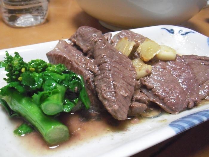 鹿肉仕上がり レシピ 焼き