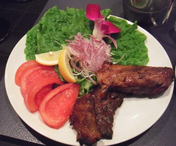カプコンバー マボロシの肉