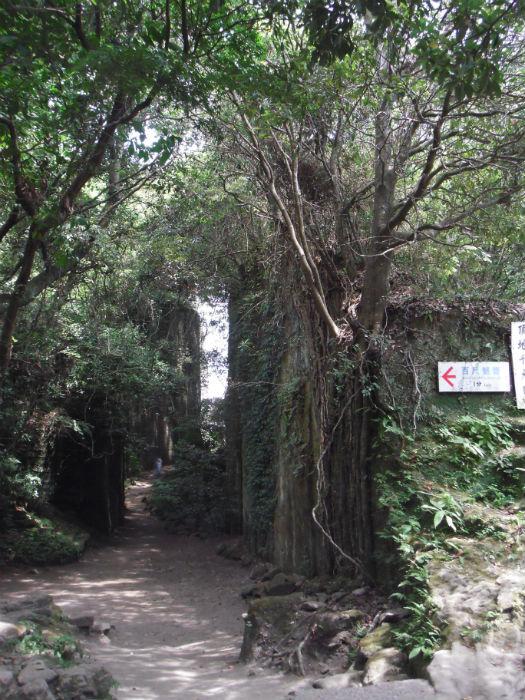 鋸山 日本寺 百尺観音1