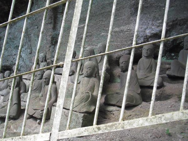 鋸山 日本寺 風景1