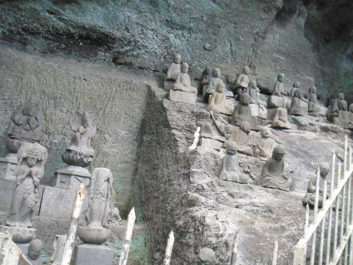 鋸山 日本寺 風景3