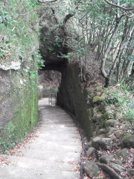 鋸山 日本寺 風景5