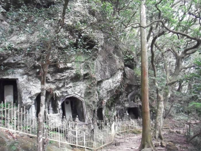 鋸山 日本寺 風景12