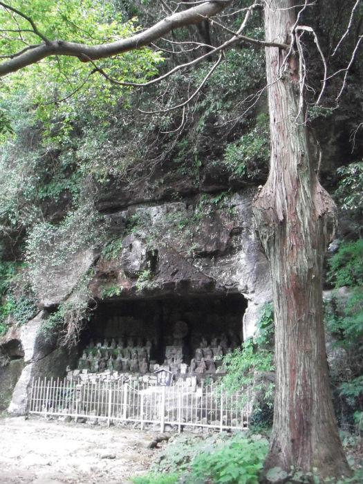 鋸山 日本寺 風景13