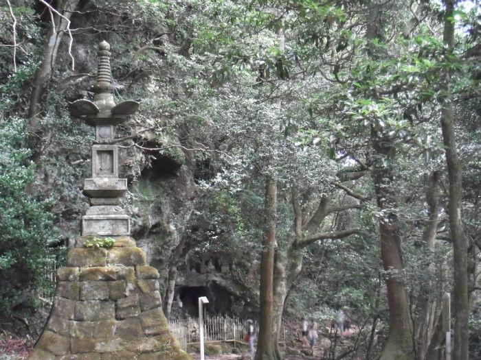 鋸山 日本寺 風景14
