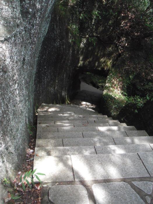 鋸山 日本寺 風景17