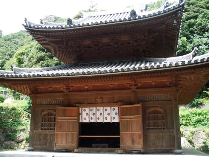 鋸山 日本寺 建物2