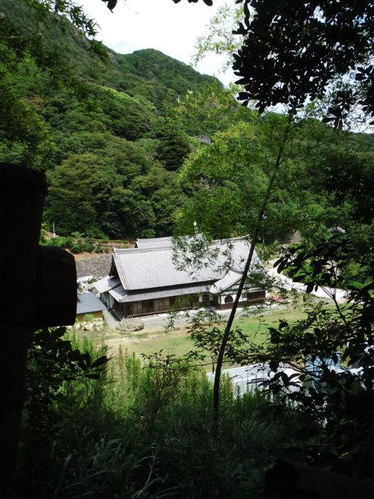 鋸山 日本寺 復元2