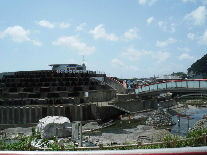 道の駅 鴨川1