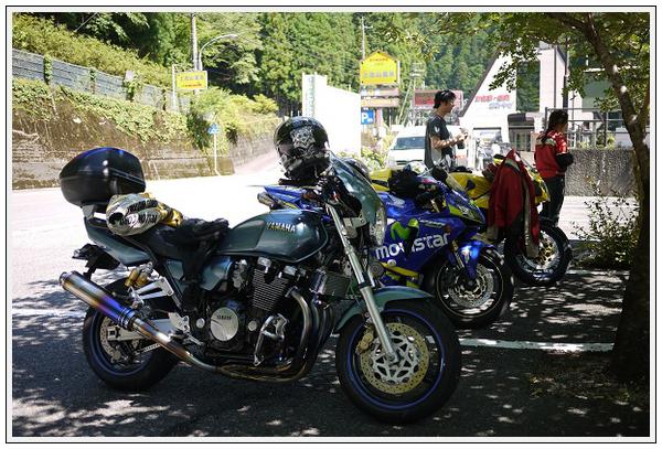 2013年7月9日 瀞峡ツーリング (2)