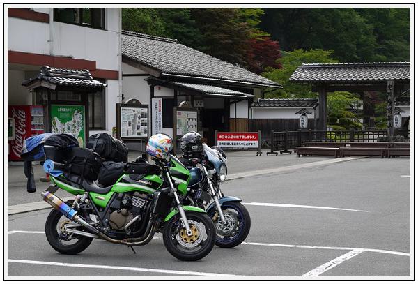 2013年7月16~17日 鳥取砂丘キャンプツーリング (4)