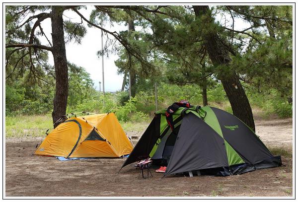 2013年7月16~17日 鳥取砂丘キャンプツーリング (17)