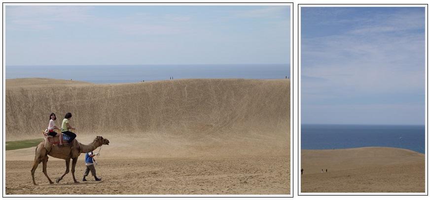 2013年7月16~17日 鳥取砂丘キャンプツーリング (12)