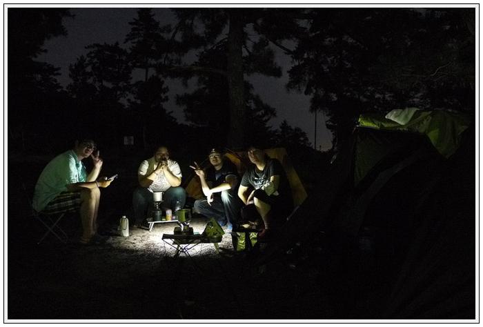 2013年7月16~17日 鳥取砂丘キャンプツーリング (18)